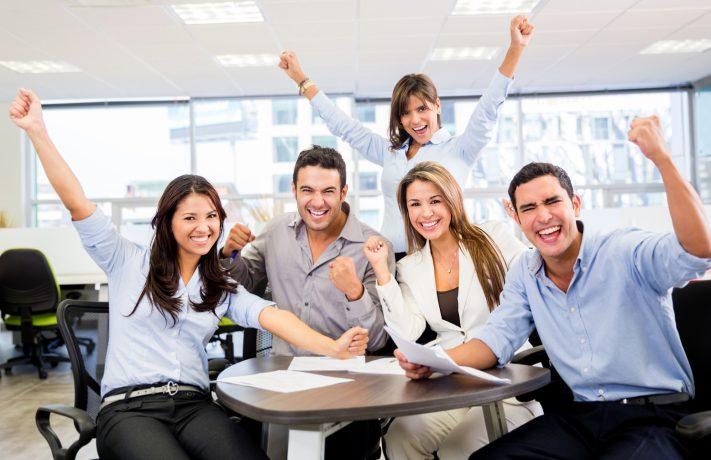 5 Moduri de a motiva oamenii unei echipe să progreseze